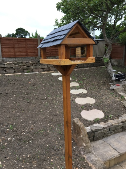 Beautifully Crafted Bird Table